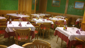 restaurante en Madrid